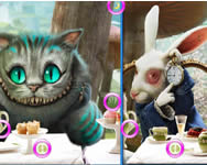 Alice in wonderland similarities k�l�nbs�g keres� j�t�kok