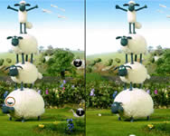 Point and click the sheep k�l�nbs�g keres� j�t�kok
