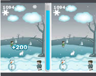 Snowy difference online j�t�k