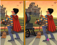 Harry spot the difference 3D játékok játékok